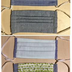 コロナ/メルカリ/マスク/おすすめアイテム いよいよ使い捨てマスク😷が2枚になってき…