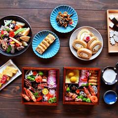 無印良品/生活雑貨/レシピ/キッチン 2017 我が家のおせち料理です╰(*´…