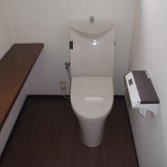 トイレ/トイレリフォーム/LIXIL/INAX/リクシル/イナックス/... 千葉県市原市のトイレリフォーム事例です。…
