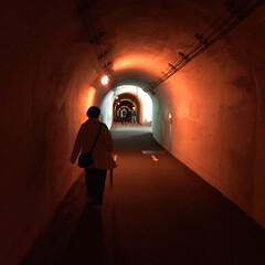 トンネル/インスタ映え/清津峡/春のフォト投稿キャンペーン/GW/おでかけ/... 清津峡のトンネル内のインスタ映えスポット…(3枚目)
