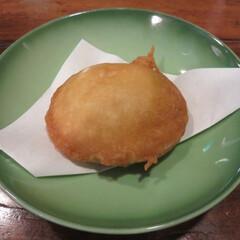 郷土料理/ビスケット/天ぷら/ロジスティクス/おうちカフェ ビスケットの天ぷら。 食品流通に限界のあ…