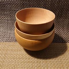 食器/木椀/お椀 食品サンプルを入れる器として購入するも、…