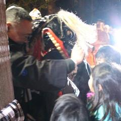神社/火祭り/裸参り/年末年始 年末年始の覚え書き  元旦から始まるオコ…(3枚目)