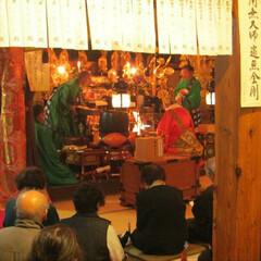 火祭り/蘇民将来/裸参り/正月 冬の思い出  旧正月6日から7日にかけて…(4枚目)