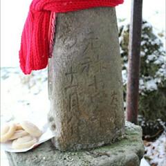 雑穀/郷土料理/祭り/薬師如来 冬の思い出  奥美濃の小さなお堂で毎年行…(3枚目)