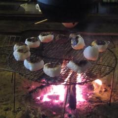 手作り味噌/味噌玉/味噌/秋 茅葺き屋根と藁苞ならではのカビと菌で熟成…