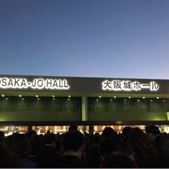 ライブ/オーケストラ/大阪城ホール/ONE OK ROCK/おでかけ 今日は待ちに待ったONE OK ROCK…