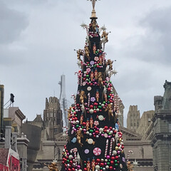 サンタクロース/ミニオン/USJ/おでかけ/クリスマス ハロウィンロスになってましたが久しぶりの…