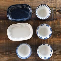 お皿/器のある暮らし/器/うつわ好き/雑貨 先日、たまたま通りかかった雑貨屋さんで陶…
