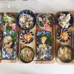 キッチン/昼食/昼ごはん/息子飯/おうちごはん/ランチ/... 今日の昼ごはん! ・サツマイモご飯 ・ブ…