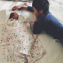 おくるみ/育児/出産/おすすめアイテム/暮らし 先週無事に女の子を出産しました! 母子共…