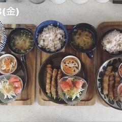 昼食/息子飯/昼ごはん/キッチン/おうちごはん/ランチ 昨日投稿忘れてた💦💦 昨日の昼ごはん! …