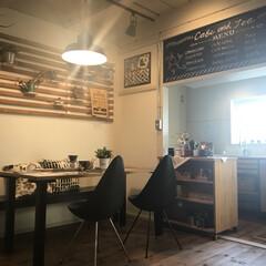 カフェ風インテリア/DIY/アメリカンスタイル/見学会/リノベーション 家のリフォームを頼んだ工務店さんのリノベ…