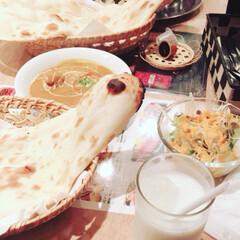フード 娘と久しぶりの外食(*´꒳`*)(1枚目)