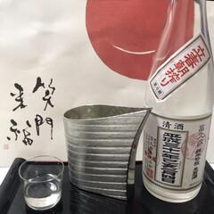 日本酒 立春朝搾り🍶 春を告げ福を呼ぶ縁起酒だそ…
