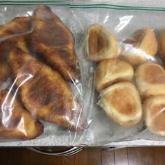 コストコ お友達からコストコのパンもらいました(*…