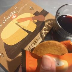 クッキー/壺屋総本店/チーズ/夏に向けて/おうちごはん/ニトリ/... いただきもののコレっ!美味しい✨香ばしい…