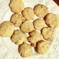 手作りジャム/クッキー/おうちごはん/簡単/暮らし 前に作ったオレンジとレモンのシロップ、残…