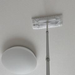 花王 クイックルワイパー 業務用 本体 500×110×H1367mm | 花王(モップ、雑巾)を使ったクチコミ「夏休みに入る前に… やっておきたい掃除を…」
