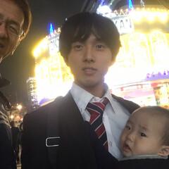 散歩 男3人で有楽町をお散歩!( ◠‿◠ )