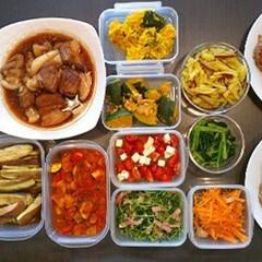 家事/節約/ゆとり/快適/時間/キッチン/... プロの料理スタッフが作り置きを中心におい…