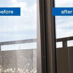 窓/窓掃除/家事/窓ガラス/カジタク/家事代行/... 窓ガラス掃除で用意するのは、新聞紙のみ。…