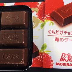 お菓子/チョコ カタカナの「ダース」が!他にも、「hap…