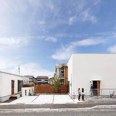 ds/D´S STYLE/外観/デザイン/自分スタイル/四角の家/... 家をおしゃれに住みこなそう。 そう、着こ…