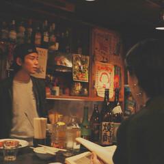 新宿/呑み屋/レトロ 居心地のいい居酒屋さんを見つけました  …