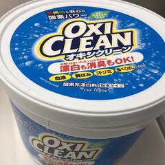 オキシクリーン/オキシクリーン 洗剤 | グラフィコ(その他メイク道具)を使ったクチコミ「最近、お気に入りで大活躍のオキシクリーン…」