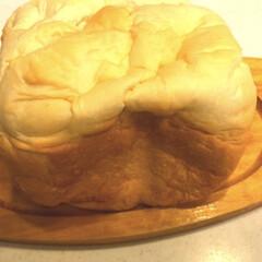 ホームベーカリーSHB-512 | シロカ(ホームベーカリー)を使ったクチコミ「こんにちは😃 今朝、ふわふわスイートパン…」(1枚目)