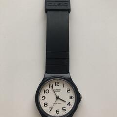 カシオ メンズ腕時計 CASIO MQ-24-7B2LLJF Men's Analog Watch アナログ 生活防水 MQ247B2LLJF | CASIO(その他インテリア時計)を使ったクチコミ「新生活におすすめ✨ 腕時計⌚️ その名も…」