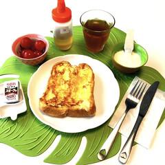 午後の紅茶 500ml 24本入 ペットボトル お茶 紅茶 キリン おいしい無糖 キリンビバレッジ(ミネラルウォーター、水)を使ったクチコミ「おはようございます(*^^*)  フレン…」