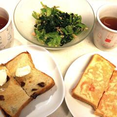 日東紅茶 DAY&DAY ティーバッグ 50袋入り(その他紅茶)を使ったクチコミ「おはようございます😃 久々の平日の朝、投…」