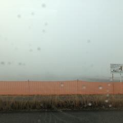 霧🌁/景色/暮らし/フォロー大歓迎/リミアの冬暮らし おはようございます 今日は霧が凄くて川や…