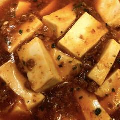 丸美屋 麻婆豆腐の素 中辛 3人前×2回分 162g 1個(料理の素)を使ったクチコミ「麻婆豆腐といえばこれ😋」