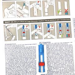 テサ パワーストリップ 高さ調節キャンバスフック | テサ  (ウォールフック)を使ったクチコミ「モニター投稿✨  tesa テサ  パワ…」(2枚目)