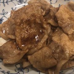 生姜焼き/おうち/2018/フォロー大歓迎/おうちごはん/フード/... お腹空いた! 生姜焼き🎶  子供が食べた…