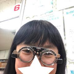JINS/眼鏡/令和の一枚/フォロー大歓迎/LIMIAファンクラブ/令和元年フォト投稿キャンペーン 視力が下がり眼科へ 娘が写真を撮ってと🤳…