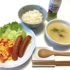 ハウス食品 クリームシチュー 業務用 1kg1箱   ハウス食品(シチュールー)を使ったクチコミ「おはようございます😄 こちらは、晴れる予…」