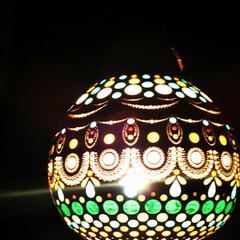 魅力的/一目惚れ/キャンプの灯りにいい/愛を込めた作品/ランプ/ひょうたんMAGIC/... ひょうたんMAGIC(2枚目)