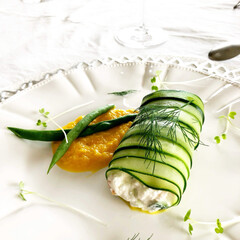 シャンパーニュ/昼飲み/オードブル/おもてなし料理/おもてなし/夏のテーブル/...