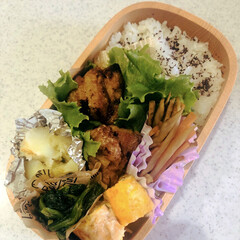 作りおきおかず/お弁当作り 昨日 入学式🌸 そして、今日から お弁当…