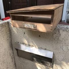 郵便受け/DIY