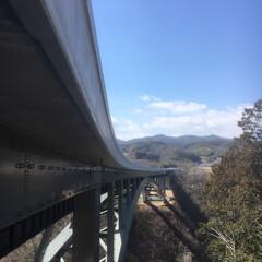 散歩/ウォーキング/天竜川/飯田/絶景/そらさんぽ天竜峡/... そらさんぽ天竜峡(三猿南信道天竜峡大橋)…