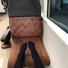 電車の旅/日光/秋/風景 電車の旅楽しかった!ヽ(≧▽≦)ノ