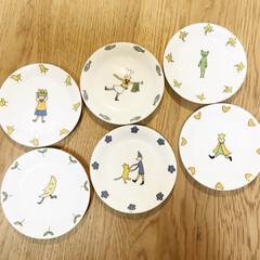 可愛い/食器/フェリシモ/小皿/atukomatano/キッチン 大好きなMATANO ATUKOさんの小…