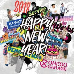 正月/年賀状/新年/挨拶/カード/グリーティング/...  HAPPY NEW YEAR!   新…