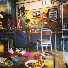ランチ/ガレージ/お昼ごはん/昼食/カフェ/OHESO GARAGE/... ■ LUNCH TIME at OHES…
