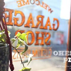 ガレージ/ミーティングスペース/会議室/インダストリアル/観葉植物/OHESO GARAGE/... -- OHESO102 The Crea…